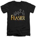 Frasier - Frasier Logo V-Neck T-shirts