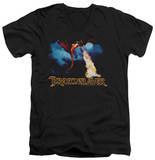 Dragonslayer - Slay This V-Neck Shirt