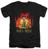 Betty Boop - Hulaboop V-Neck T-Shirt