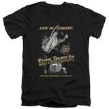 Elvis Presley - Live In Buffalo V-Neck Shirts