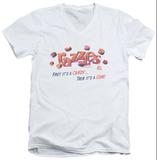 Dubble Bubble - A Gum And A Candy V-Neck T-shirts