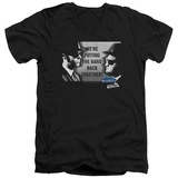 Blues Brothers - Band V-Neck T-Shirt