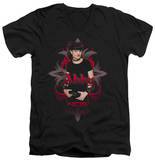 NCIS - Abby Gothic V-Neck T-shirts