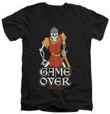 Dragon's Lair - Game Over V-Neck T-Shirt
