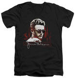 James Dean - New York Shades V-Neck T-shirts