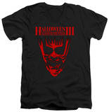 Halloween III - Title V-Neck T-shirts