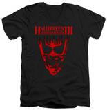 Halloween III - Title V-Neck T-shirts
