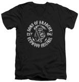 Sons Of Anarchy - Redwood Originals V-Neck T-Shirt