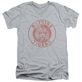 Saved By The Bell - Tigers V-Neck Shirts