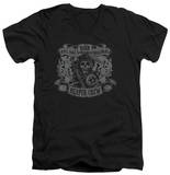 Sons Of Anarchy - Original Reaper Crew V-Neck Shirts