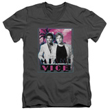 Miami Vice - Gotchya V-Neck T-Shirt
