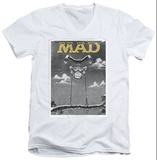Mad Magazine - Swinger V-Neck T-shirts