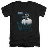 Miami Vice - Looking Out V-Neck T-shirts