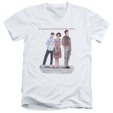 Sixteen Candles - Poster V-Neck Shirts