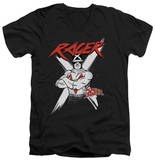 Speed Racer - Racer X Rough V-Neck T-shirts