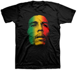 Bob Marley - Face T-Shirts