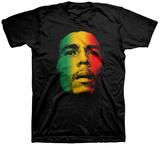 Bob Marley - Face Camisetas
