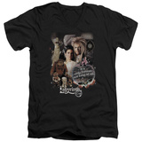 Labyrinth - 25 Years Of Magic V-Neck Shirt