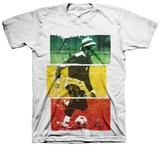 Bob Marley - Rasta Soccer T-shirts