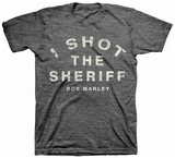 Bob Marley - I Shot The Sheriff Camisetas