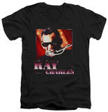 Ray Charles - Sing It V-Neck T-shirts
