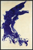 Anthropometrie (ANT 130), 1960 ポスター : イヴ・クライン