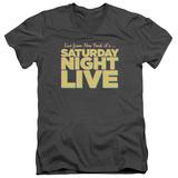 Saturday Night Live - Live From NY V-Neck T-shirts