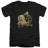 Lord Of The Rings - Legolas V-Neck T-shirts
