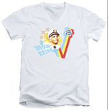 Love Boat - Welcome Aboard V-Neck T-shirts
