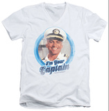 Love Boat - I'm Your Captain V-Neck T-shirts