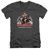 School Of Rock - I Pledge Allegiance V-Neck Shirts