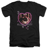 Sixteen Candles - Candles V-Neck T-shirts