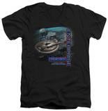 Star Trek - Enterprise NX-01 V-Neck Shirts
