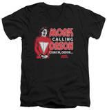 Mork & Mindy - Mork Calling Orson V-Neck Shirts
