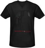 Paranormal Activity 3 - Bloody Mary V-Neck Shirt