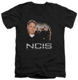NCIS - Investigators V-Neck T-Shirt