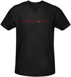 Paranormal Activity 3 - Logo V-Neck T-shirts