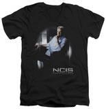 NCIS - Gibbs Ponders V-Neck Shirt