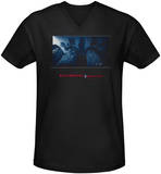 Paranormal Activity 3 - Poster V-Neck T-Shirt