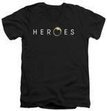 Heroes - Logo V-Neck Shirts