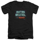 Psycho - Bates Motel V-Neck T-Shirt