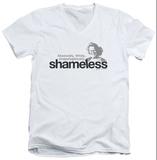 Shameless - Logo V-Neck T-shirts