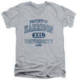 Old School - Property Of Harrison V-Neck V-Necks