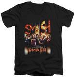 Smash - Poster V-Neck Shirts