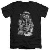 Popeye - Mine All Mine V-Neck T-shirts