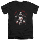 Sons Of Anarchy - Acronym V-Neck T-Shirt