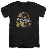 Shameless - Frank Cover Up V-Neck T-Shirt