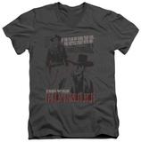 Gunsmoke - US Marshall Matt Dillon V-Neck T-shirts