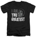 Muhammad Ali - I Am The Greatest V-Neck T-shirts