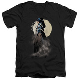Justice League - Zatanna Illusion V-Neck T-Shirt